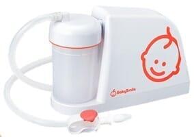 電動鼻水吸引機メルシーポット外観
