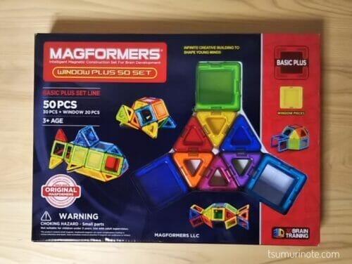 海外版マグフォーマー、ウインドウプラス50