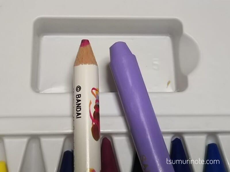 4歳児のぬりえに使いやすいクーピーペンシルの話。30色缶入りは大人にもおすすめ05