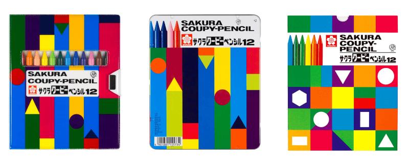 4歳児のぬりえに使いやすいクーピーペンシルの話。30色缶入りは大人にもおすすめ07