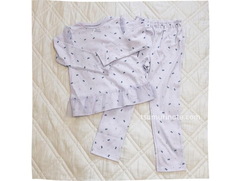 ベルメゾンのパジャマ